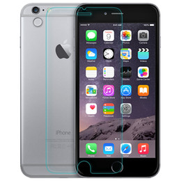 Tela 5s original on-line-Original 0.3mm 2.5d 9 h anti-explosão de vidro temperado protetor de tela para iphone 5s 6 7 8 plus iphone x temperado vidro de proteção
