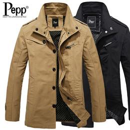 Wholesale Top Stylish Man Coats - 4 Colors 2016 Spring Autumn Fashion Washing Process Stylish Outcoat Casual Wind Breaker Blazer Coats Shirts Tops Jackets For Men M-3XL