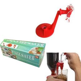interruttore a mano Sconti vendita calda bottiglia di Coca Cola a testa in giù fontane per bere interruttore delle bevande Bevitori a pressione manuale erogatori automatici