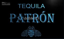 Wholesale Beer Bar Pub Light - LE143-TM Tequila Patron Bar Pub Beer Neon Light Sign. Advertising. led panel