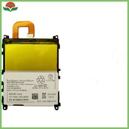 Telefone xperia z1 on-line-Isun para sony xperia z1 l39h c6902 c6903 bateria 3.8 v 3300 mah bateria de lítio-íon de telefone móvel recarregável para sony celular