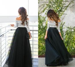Billige kleider mit tull
