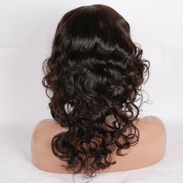 Wholesale Indian Wavy Hair For Cheap - Cheap Price Brazilian Body Wave Lace Front Human Hair Wigs Wavy Glueless Full Lace Wigs For Black Women
