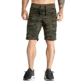 Wholesale Mens Short Yoga - Wholesale-Mens Sport Shorts Casual Outdoors Gym Gasp Active Running Shorts Jogger Yoga Basketball Shorts