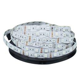 Striscia Led RGB 5050 5630 3528 3014 2835 Non Impermeabile 5M 60Led / M Led bar light DC 12V Led Fiexble Tape Decorazione per la casa da