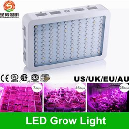 Wholesale Ir Systems - 2017 New Design 8 Band 600W 800W 1000W LED Grow Light 10 Spectrums UV IR Indoor Greenhouse System