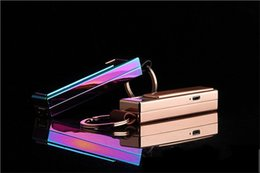 Wholesale Wholesale Cutting Torches - Lighter Creative Multi Function With Nail Clippers Cut USB Lighter Wholesale Gift Lighters Lighters Torch Lighter Lighters High Quality