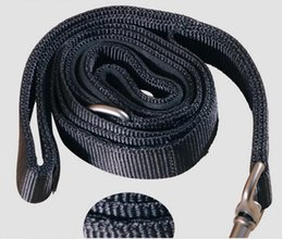 Wholesale Great Handles - 6.5 Ft Large Pet Dog Leash 2 Handles Greater Control Safety Training for Large Dog