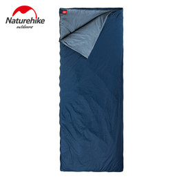 Wholesale Ultralight Backpacking Equipment - wholesale-Mini Ultralight Multifuntion Portable Outdoor Envelope Sleeping Bag Travel Bag Hiking Camping Equipment 5colors