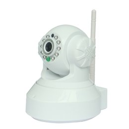 Wholesale Ptz Dome Cameras - N320PW-A 1080P Home Security Wifi IP Camera Wireless PTZ speed dome Camera IR Night Vision P2P CCTV Camera Baby Monitor ann