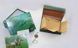 Canada Nouveaux hommes de luxe pour boîte de montre ROLEX Original boîte intérieure montres extérieures de la femme boîte de montre-bracelet Offre