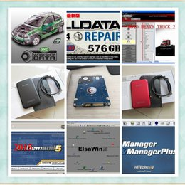 Wholesale Win Honda - 50 in1tb usb Hdd fit wins 8 7 Latest Auto repair software Alldata and Mitchell Software+ Heavy Truck Software +Mitchell on demand + ELSAWIN