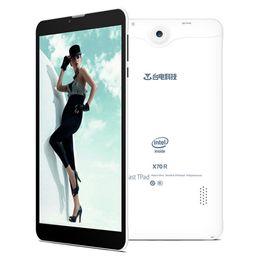 "Wholesale Tablet 1g 8g - Wholesale-Teclast X70R 3G Phablet 7.0"" IPS Quad Core Android 5.1Intel SoFIA x3-C3230 1G 8G Dual SIM Phone Tablets GPS Bluetooth Tablet PC"