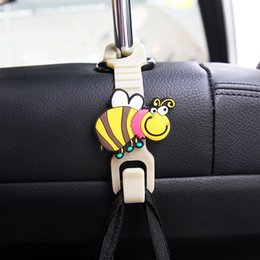 Wholesale Clips For Cloth - Wholesale Cartoon Animal Style Car Back Seat Headrest Hanger Holder Hook for Bag Purse Cloth Grocer,Auto Fastener,Car Back Seat Clip,Clasp
