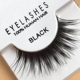 Wholesale Wing Lashes - 1 Pairs False Eyelashes Natural Long Eye Lashes Extension Makeup Professional Faux Eyelash Winged Fake Lashes Wispies 605
