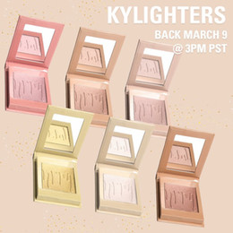 Wholesale Natural Rate - New Brand Kylie Jenner Blush Powder: CHOCOLATE CHERRY BANANA SPLIT STRAWBERRY SHORTCAKE Hopeless Romantic X Rated BLUSH BUNDLE 11 Colors