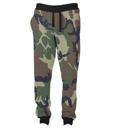 Wholesale Camouflage Harem Pants Plus Size - REAL USA SIZE camouflage 3D Sublimation Print String Jogger   Harem Pants -plus size