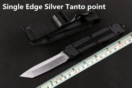 Cuchillo que acampa micro del punto de caída de Micro Scarab Cuchillo que caza al aire libre del cuchillo de la caza con el bolso BM 616 A161 A162 Regalo de Navidad desde fabricantes