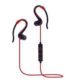 BT-008 беспроводная связь Bluetooth наушники стерео Ушной крючок наушники с микрофоном Спорт портативный гарнитура для спорта фитнес бесплатная доставка supplier bluetooth fitness headphones от Поставщики bluetooth фитнес-наушники