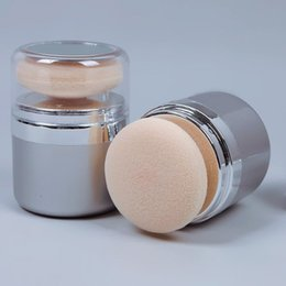 Wholesale Mineralize Skin Finish - Loose Powder Foundation Face Powder With Puff Hot Mineralize Skin Finish Professional Makeup Powder Cosmetic Powder Fond #61692