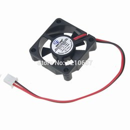 35-мм вентилятор Скидка Wholesale- 1PCS Gdstime Brushless Cooler Cooling Fan DC 12V 2Pin 35MM 35mm x 10MM