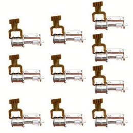 Wholesale Motor Rod - 10 Pcs 2-Phase 4-Wire Micro Miniature Screw Rod Stepper Step Motor Drive B00071 SMAD