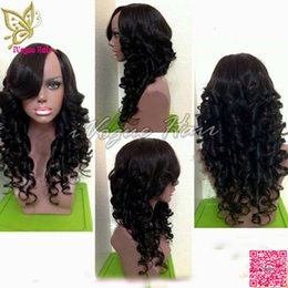 upart loose wave wigs Coupons - Human Hair U Part Wigs Loose Wave Peruvian Unprocessed Human Hair Upart Wigs Left Part with Side Bangs