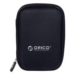 128gb unidades flash al por mayor Rebajas ORICO Disco de disco duro de 2,5 pulgadas HDD Protector EVA duro que lleva la cubierta de la caja de la cubierta Bolsa Bolsa de disco duro externo portátil Negro