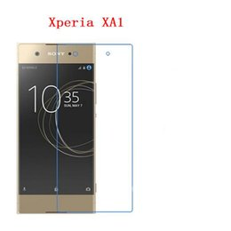 Wholesale Xperia Screen Protectors - Tempered Glass For SONY Xperia XA1 phone film Phone Protective Phone film touch screen protector