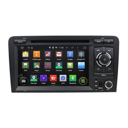Wholesale Dvd A3 - 2 Din Sat Nav Car Stereo GPS Navigation Quad Core Can Bus including for Audi A3