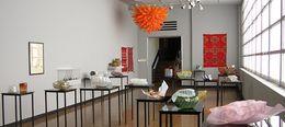 CE / UL Cetificate Bien Diseño Naranja Lámpara de Cristal de Murano Decoración de Techo Alta Iluminación de Vidrio Soplado a Mano con Alta Calidad desde fabricantes