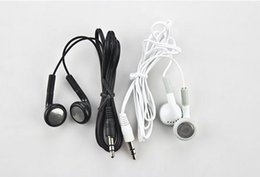 Wholesale Buy Factory Prices - Factory wholesale price z-001 3.5mm headphone earbud headset Walkman headphones MP3 music on headphones MP4 earFphone headset supporting buy