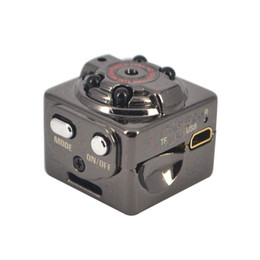 Wholesale Hid Infrared - HD 1080P 720P Sport Spy Mini Camera SQ8 Espia DV Voice Video Recorder Infrared Night Vision Digital Small Cam Hidden Camcorder
