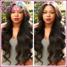 Wholesale Baby Curl Remy - Peruvian Virgin Hair Glueless Lace Front Wig 180 Density Full Lace Human Hair Wigs Deep Curl Remy Human Hair Wig With Baby Hair