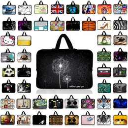 Wholesale White Hp Laptop - 7 10 11.6 13 14.4 15.4 15.6 17.3 17.4 inch Neoprene Laptop Bag Notebook sleeve Case Cover For Macbook Air Pro Retina For HP Asus