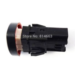 Wholesale Hazard Emergency Warning - New Black Emergency Hazard Flasher Warning Switch 8200442723 8200060036 For Renault Clio II Mk 2 2001 2002 2003 2004 2005 2006