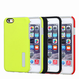Wholesale Sgp Iphone Hard - For iphone7 7plus Newest For Samsung Galaxy S6 Case SGP Hybrid 2 in 1 Shockproof Slim Tough Armor Hard PC soft TPU Case Cover DHL SCA146