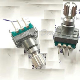 Japanese Pulse Switch Encoder 40 Posioning 608h Axis Length 20mm Electronic Components & Supplies