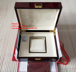 Wholesale Original Box Papers Luxury - Luxury High Quality PP Brand Watch Original Box Papers Card Wood Gift Watch Boxes Bag For Nautilus CAL.9015 324S Movement Swiss Watches