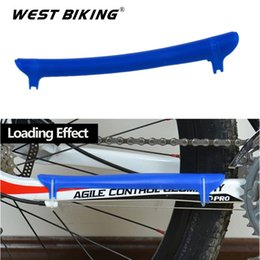 Wholesale Mountain Bike Chain Guard - Free shipping Mountain Bike Bicycle Frame Chain Equipment 5 Colors Stay Rear Fork Pad Protector Guard 225*20mm Chain Protector