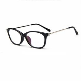 a57006c14d Wholesale-2016 New Brand Women Coating Optical Glasses Frame Cat Eye  Eyeglasses Anti-radiation And Anti-fatigue Computer Glasses Oculos