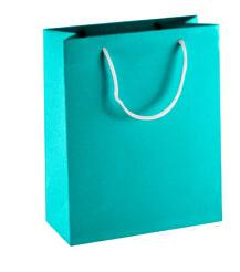 Wholesale Wholesale Customized Shopping Bags - Vertical 8 sizes stock and customized ivory board paper gift bag paper bag shopping bag ELB154