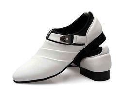Wholesale Charming Black Men Dress Shoes - Cool sexy charming Groom shoes men's wedding shoes leather shoes Prom shoes for bridegroom shoes