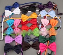 seide hochzeit krawatten Rabatt Kinder Baby Krawatte Krawatten Jungen Mädchen Schleife Seidenkrawatte Candy Farbe Schule Krawatte Cravat Bowtie Kinder Hochzeit Fliege 19 Farbe