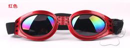 Wholesale Uv Protection Wear - Fashion Pet Dog UV Goggles Sun Glasses Sunglasses Eye Wear Protection ZD046A