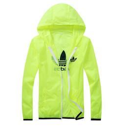 Wholesale Wholesale High Fashion Jackets - Fall-2016 Fashion High Quality Sport Men Jacket Coats, Men Causal Hooded Outdoor Jacket,Men Thin Windbreaker Zipper Coats Outwear