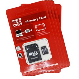 Wholesale Micro Sd Cards 32 Class - Handisk High Quality 32GB Micro SD Card Class 10 32 G Memory micro sd Real Capacity With Adapter