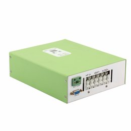 Wholesale Solar Charge Controller Rs232 - Multi Advance Solar Panel Power Controller 25A with 3-stages Charging Function, RS232 Communication, 100VDC Max. Input Voltage
