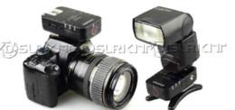 Wholesale Trigger Flash 622c - Yongnuo YN622 YN-622 YN-622C Wireless TTL Flash Trigger for Canon with 2 Receivers yn-622 Cheap yn-622
