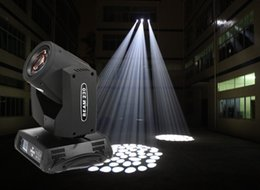 Wholesale Pro Stage Lighting - FREE SHIPPING 230W 7R Osram Sharpy Beam Moving Head Light pro stage lighting 16 DMX channels effect beam moving head